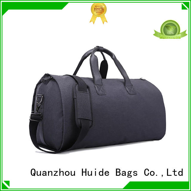 Huide suit rolling garment bag wholesale for dresses