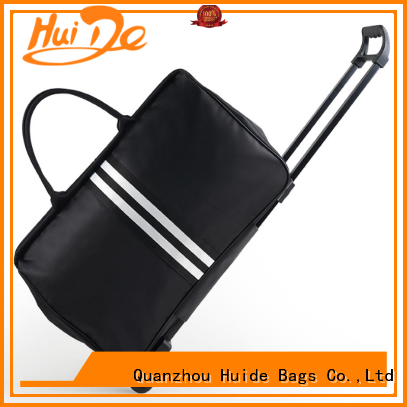 professional customization soft duffel bag with wheels leaderboard for travel