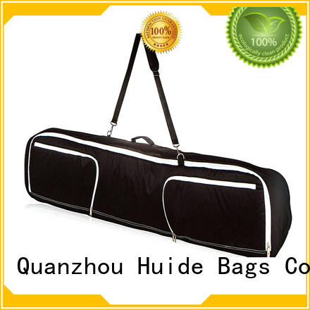 Huide ski and board bag structure for traveling
