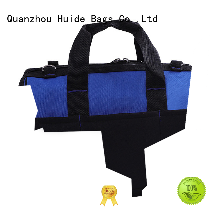 Huide use high quality tool bags function for drills