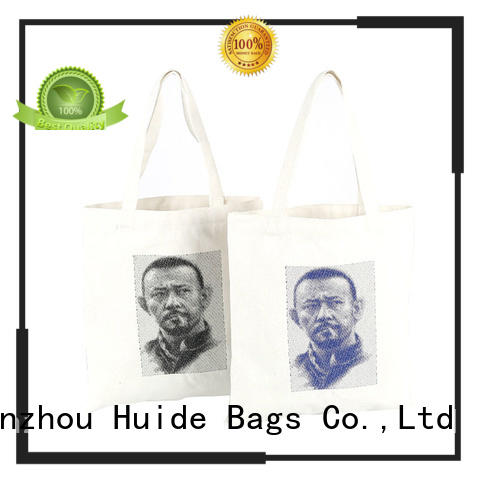 Huide focus on lightweight shopping bags parameter for trolley