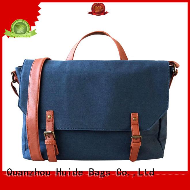 Huide good custom messenger bag wholesale for women
