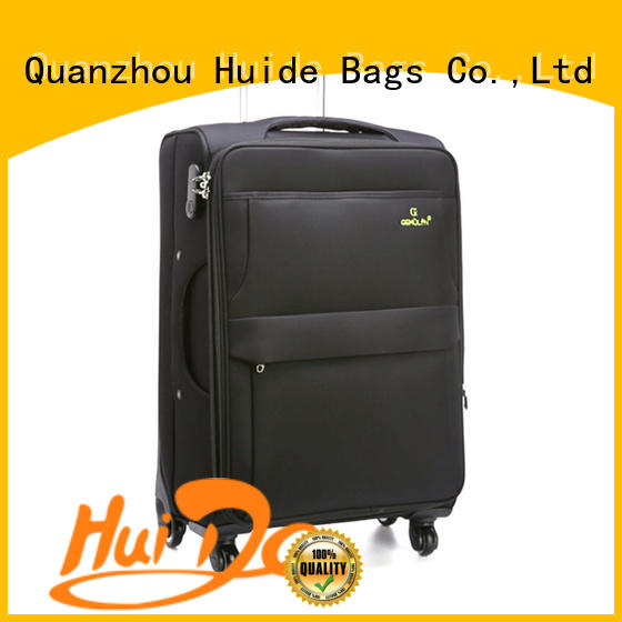 Huide soft sided travel luggage pictures for women