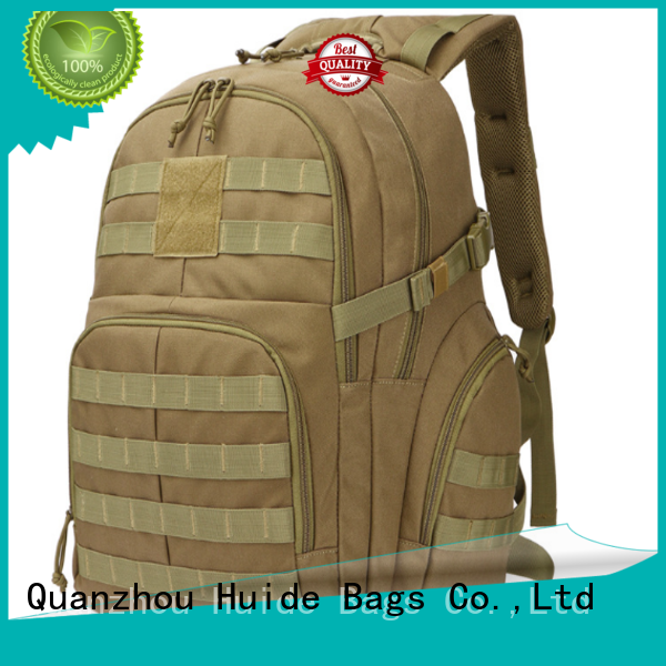 Huide enterprise tactical shooting backpack apply for laptop