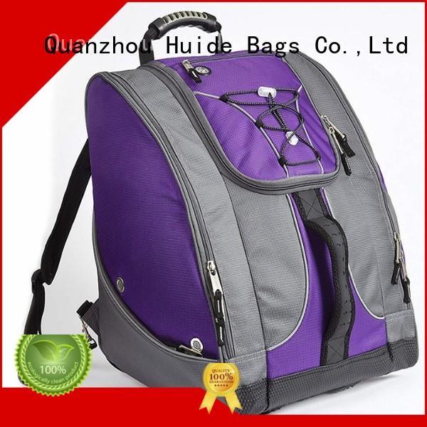 Huide promotion best ski boot travel bag wholesale price for flying