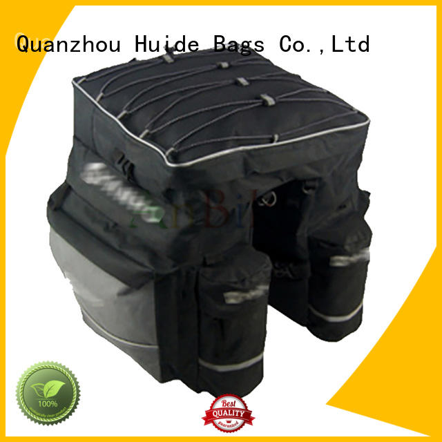 Huide good quality bicycle shopping bag apply for airplane
