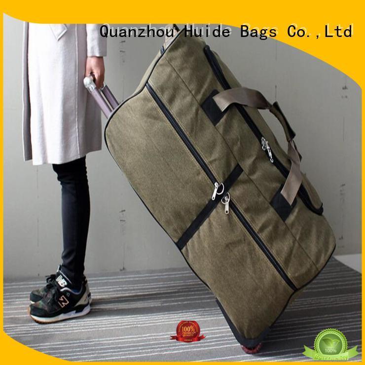 luxury trolley luggage & custom zipper pouch bags