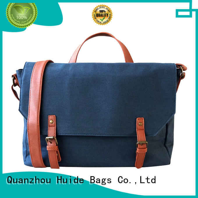 Huide work messenger bag wholesale for travel
