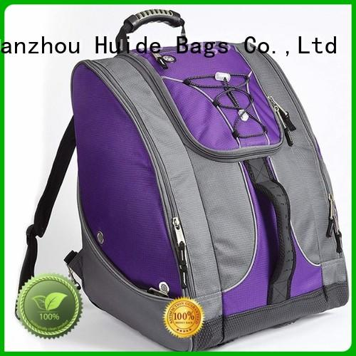 Huide focus on ski boot duffel bag wholesale price for flying