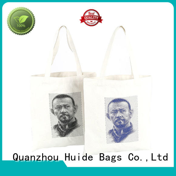 Huide professional funny shopping bags special offer for trolley