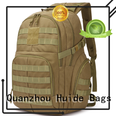 Huide customization tactical laptop backpack wholesale for dogs