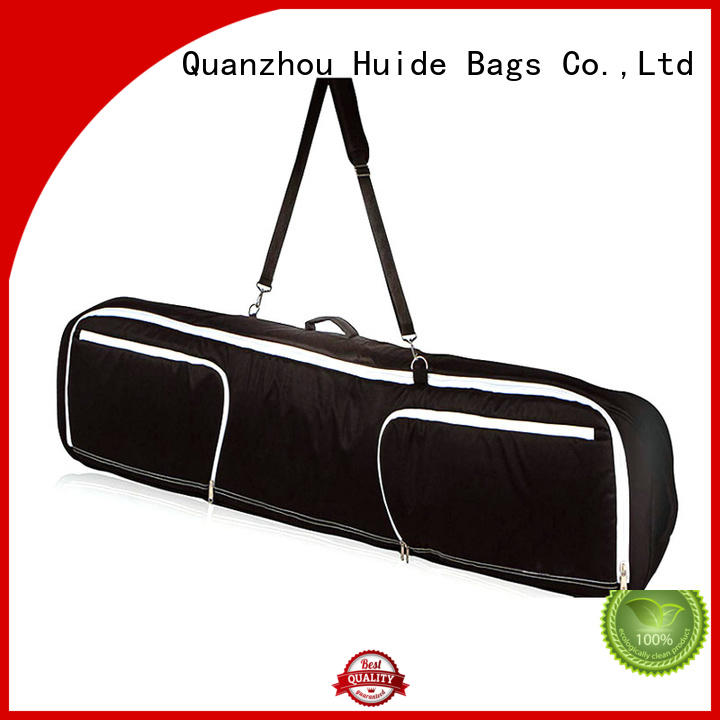custom string bags & snowboard cargo bag