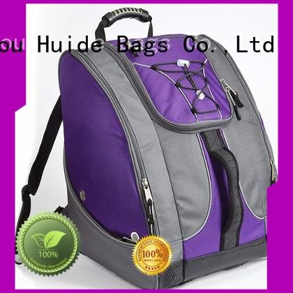 Huide focus on personalised ski boot bag wholesale price for 2 pairs