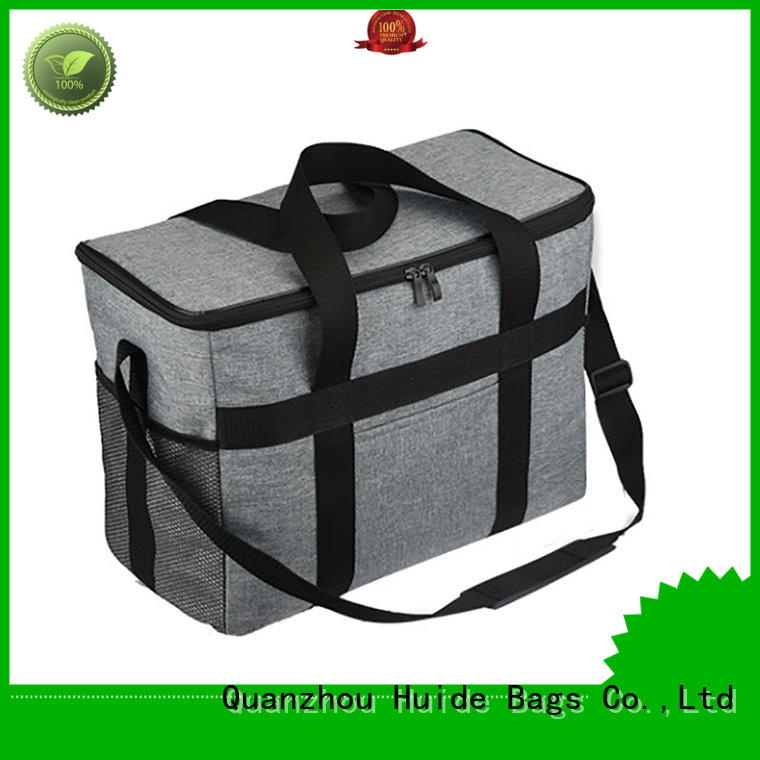 Huide cube lunch bag style for lunch