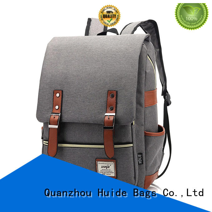 Huide procurement best casual bags with wheels for guys