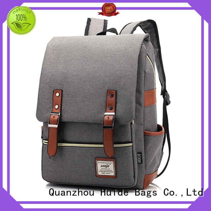 fashion casual travel backpack with wheels for college