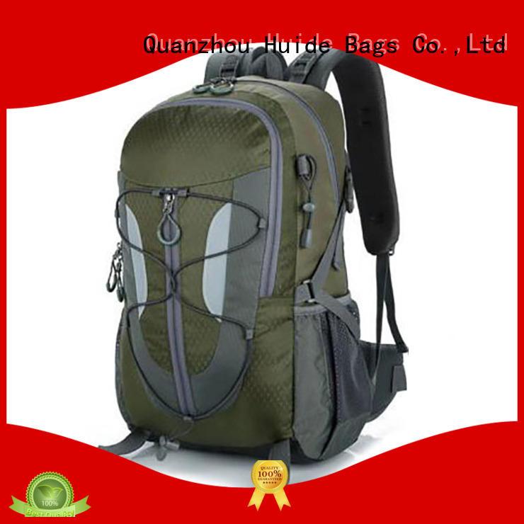 Huide mountain hiking backpack wholesale for weekender