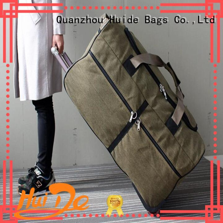 professional custom luxury trolley luggage information for college