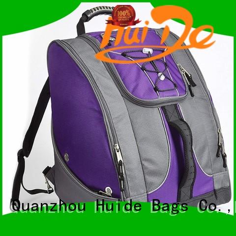 Huide promotion best ski boot travel bag promotion price for flying