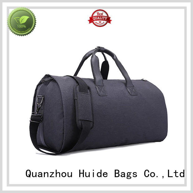 Huide fashion garment bag and suitcase online shopping for dresses
