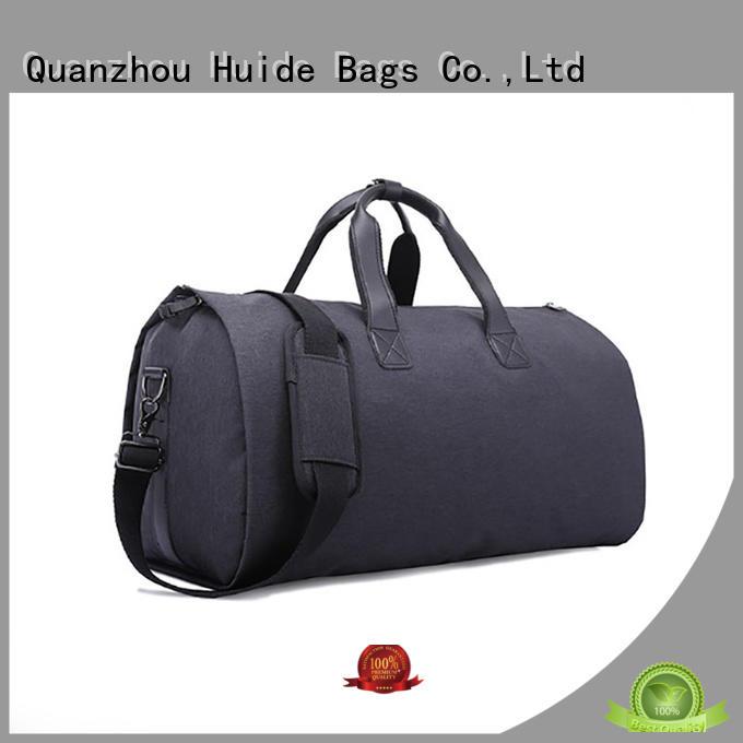 Huide fashion garment bag duffel bag online shopping for washing