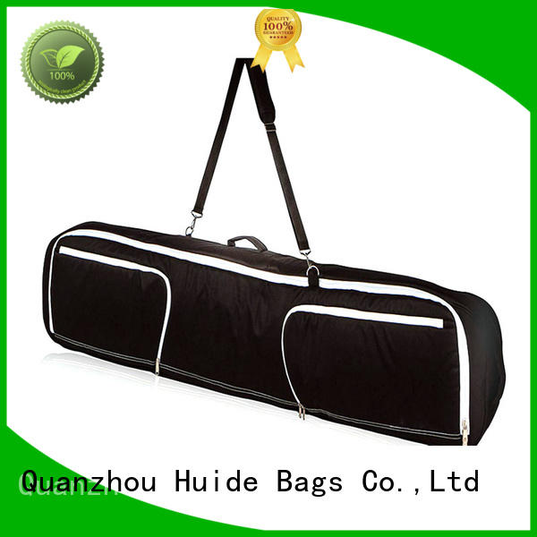 Huide high end waterproof snowboard bag wholesale for tactical
