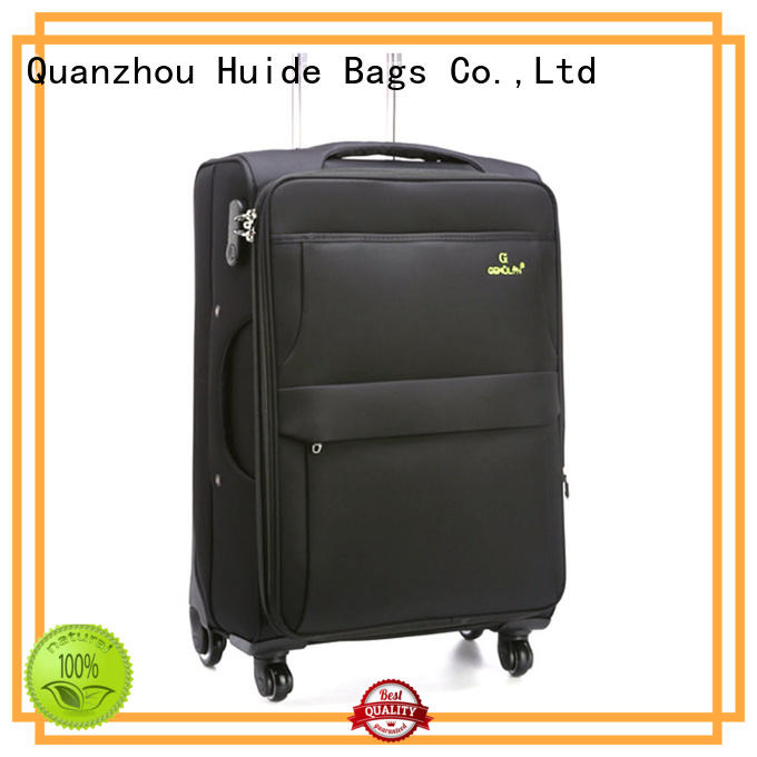 making high quality soft luggage introduce for kids
