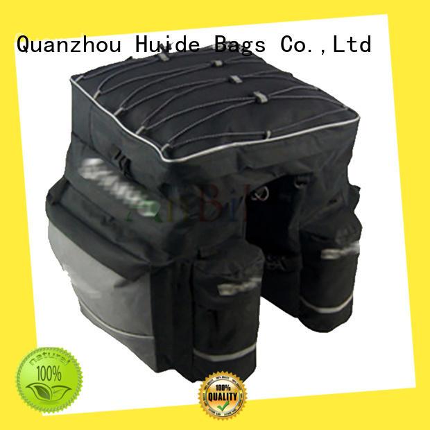 Huide convenient bike utility bag supply for train