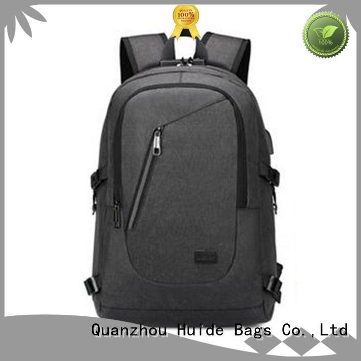 custom messenger bag & backpacks in high school