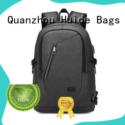 Huide focus on top school backpacks special price for engineering students