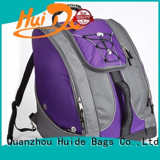 Huide best ski boot travel bag wholesale for flying