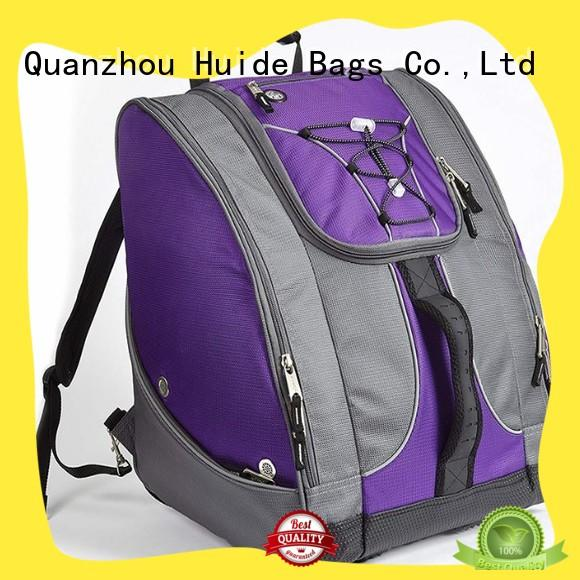 Huide good looking snow ski boot bags wholesale for family