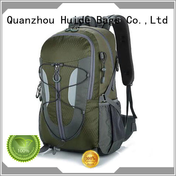 Huide where to buy outdoor hiking backpack with wheels for camping