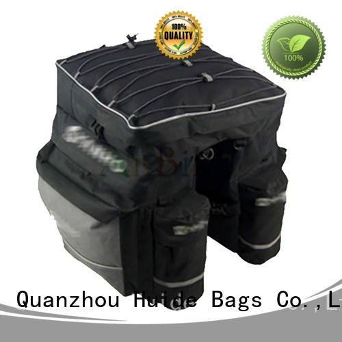 good quality bicycle crossbar bag factory direct sale for flying