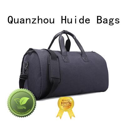 business garment bag & folding hand bag