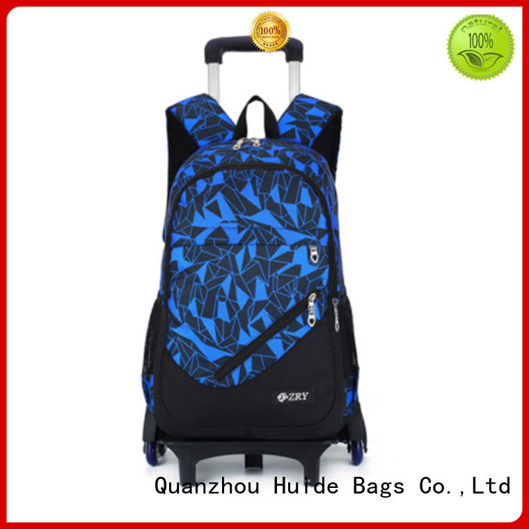 Huide school trolley bag for sale for college commuters