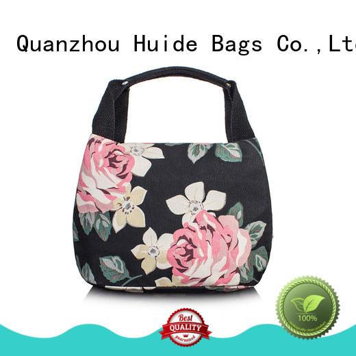 Huide practical waterproof cooler bag price for milk
