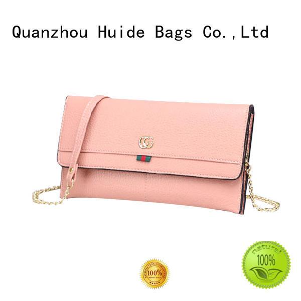 Huide fashionable ladies fashion wallets pattern for boys
