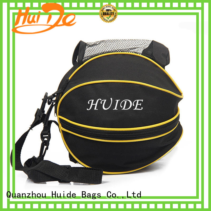 Huide basketball training bag wholesale price for sport