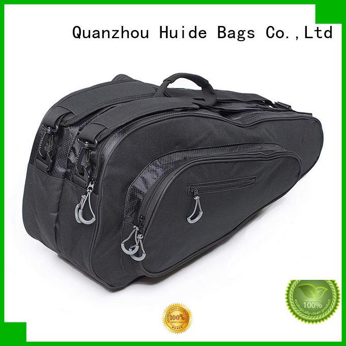 Huide cheap tennis badminton racket bag product source for girls