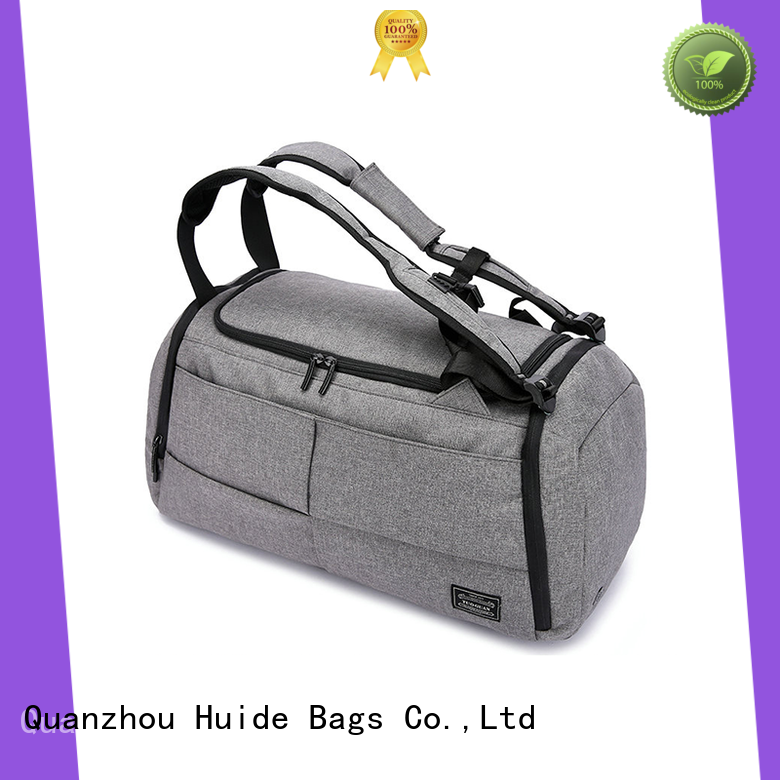 Huide pattern best carry on duffel bag suppliers for travel