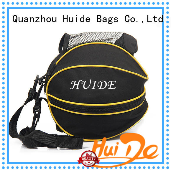 Huide basketball duffel bag promotion price for sport