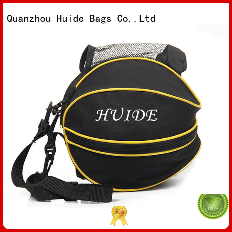 Huide selling basketball bags wholesale wholesale for balls