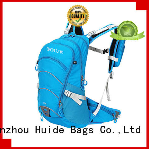 Huide hydration sleeve backpack factory direct sale for cycling