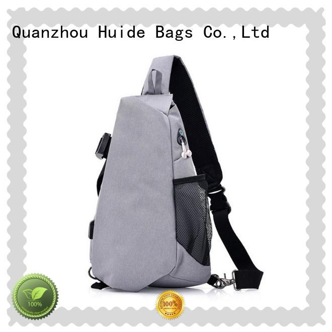 cross chest bag & lightweight walking rucksack