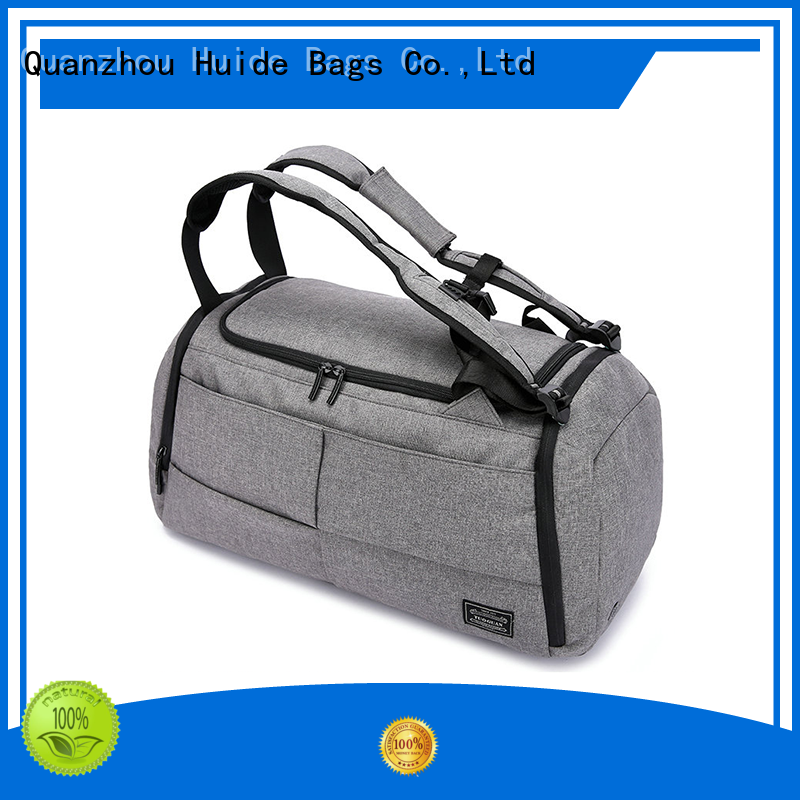 Huide pattern best lightweight duffel bag suppliers for carry on