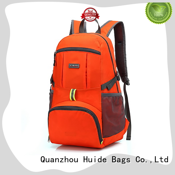 Huide buy foldable recycle bag price for life