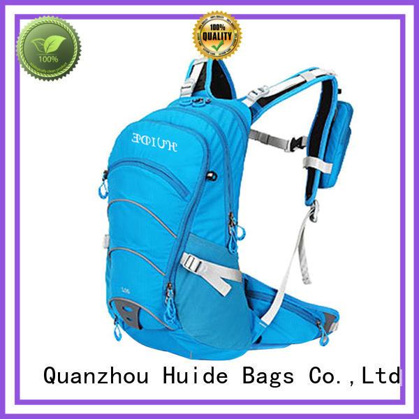 cute travel duffel & child hydration backpack