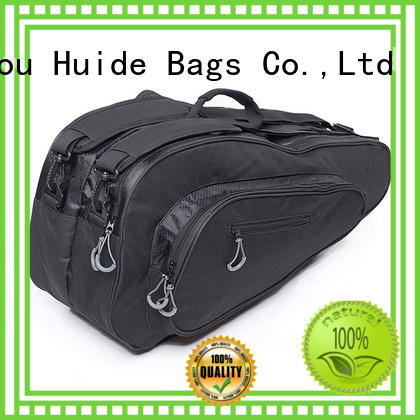 Huide cheap tennis bags backpack style price for ladies