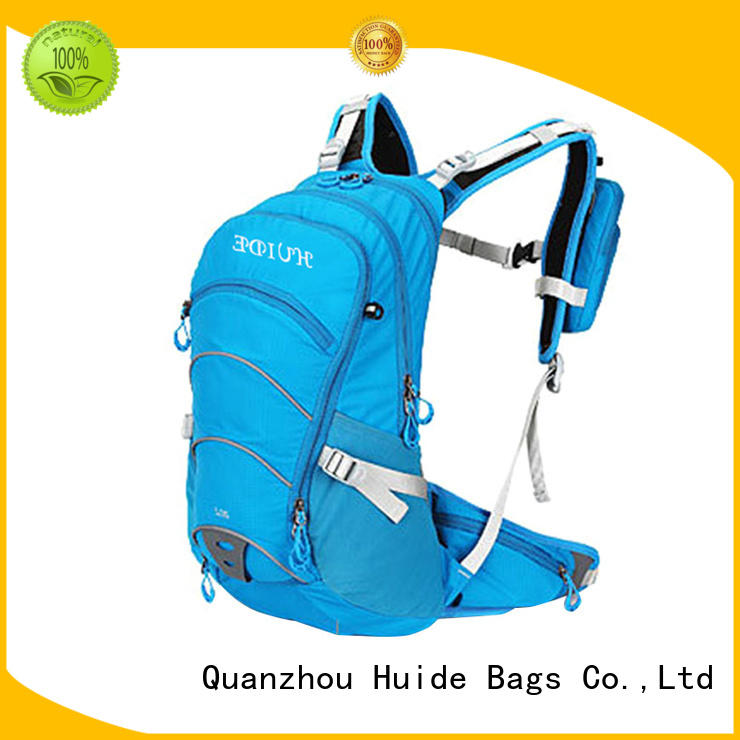 Huide good looking hydration backpack low price for snowboarding